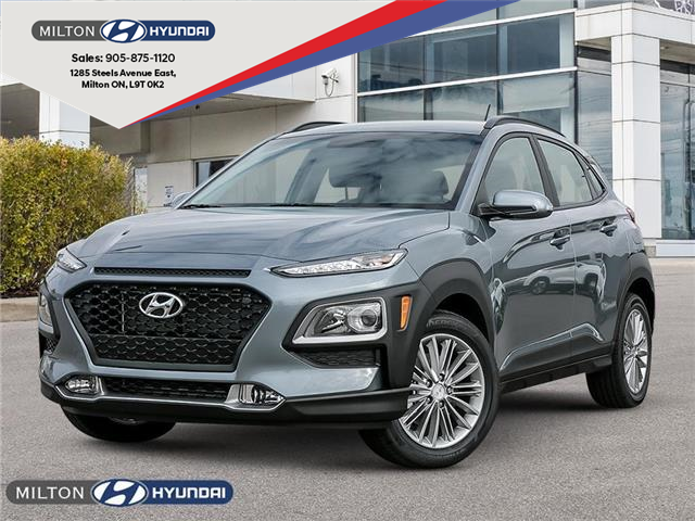 2021 Hyundai Kona 2.0L Preferred (Stk: 610401) in Milton - Image 1 of 23