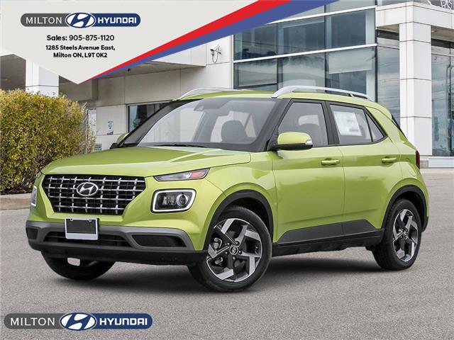 2020 Hyundai Venue  (Stk: 050669) in Milton - Image 1 of 23