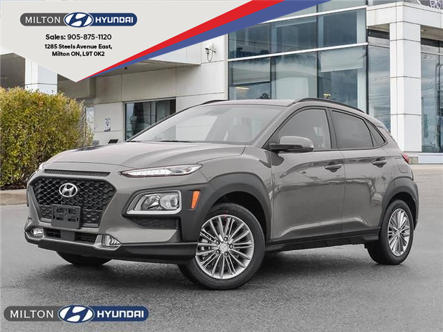 2021 Hyundai Kona 2.0L Preferred (Stk: 612214) in Milton - Image 1 of 23