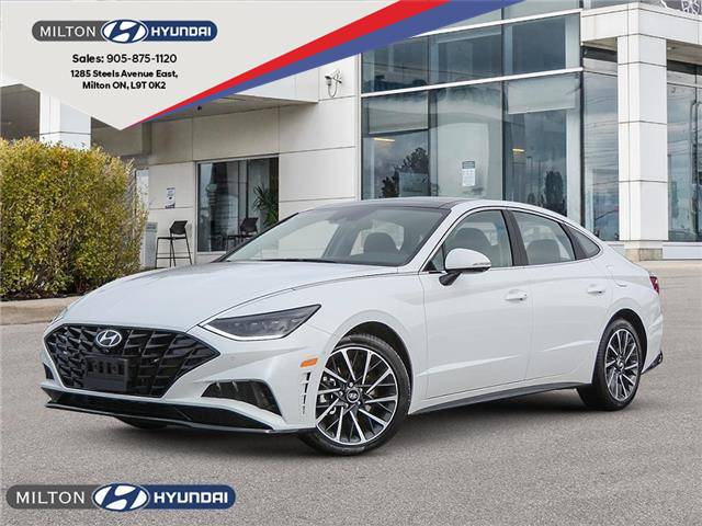 2021 Hyundai Sonata Ultimate (Stk: 066636) in Milton - Image 1 of 23
