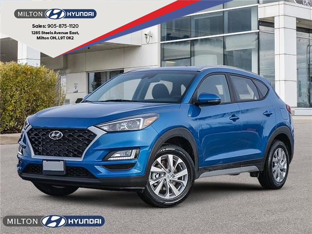 2021 Hyundai Tucson Preferred (Stk: 333812) in Milton - Image 1 of 23