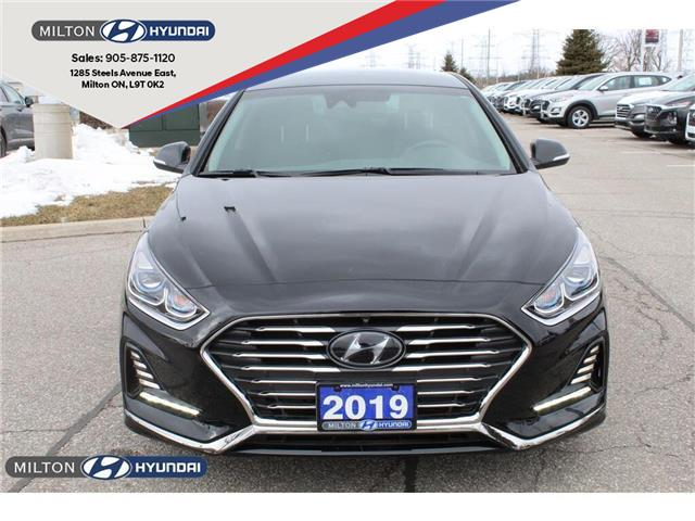 2019 Hyundai Sonata Plug-In Hybrid Ultimate (Stk: 090305) in Milton - Image 1 of 16
