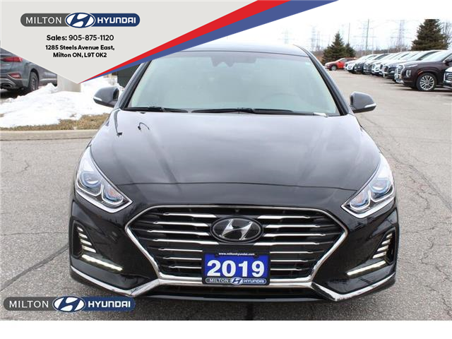 2019 Hyundai Sonata Plug-In Hybrid Ultimate (Stk: 091237) in Milton - Image 1 of 17