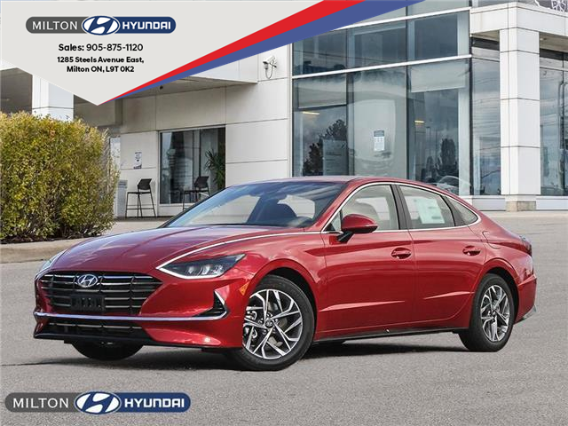 2021 Hyundai Sonata Preferred (Stk: 088367) in Milton - Image 1 of 23