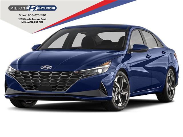 2021 Hyundai Elantra  (Stk: 076760) in Milton - Image 1 of 3