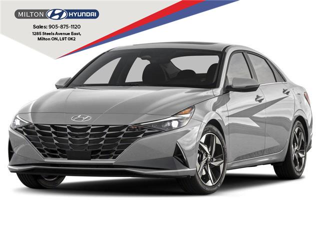 2021 Hyundai Elantra  (Stk: 091828) in Milton - Image 1 of 3