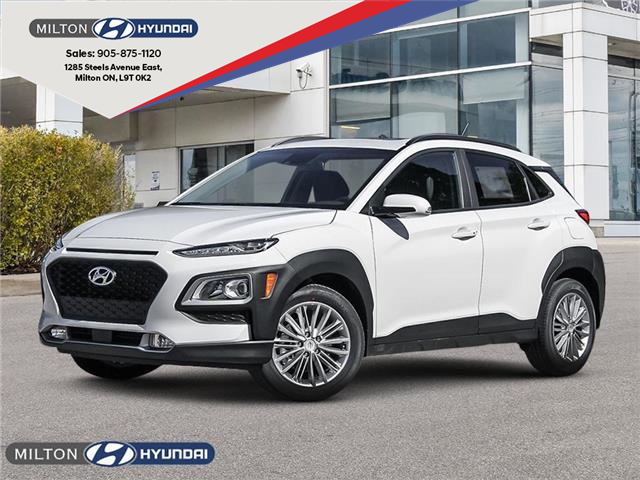 2021 Hyundai Kona 2.0L Luxury (Stk: 674869) in Milton - Image 1 of 23