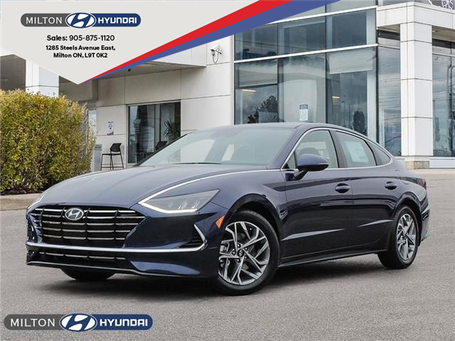 2021 Hyundai Sonata Preferred (Stk: 095162) in Milton - Image 1 of 17