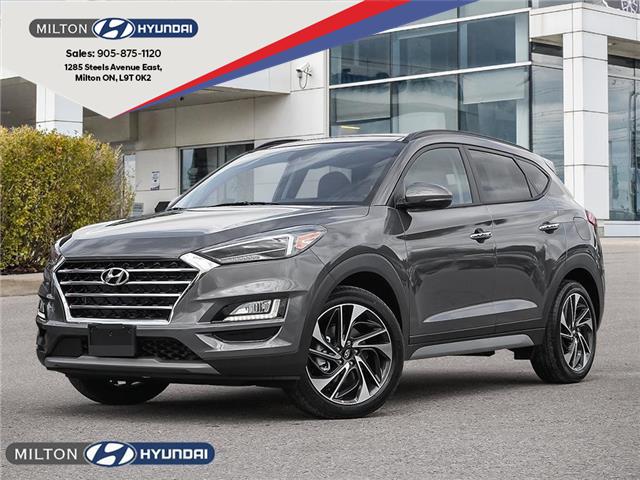 2021 Hyundai Tucson  (Stk: 382277) in Milton - Image 1 of 10