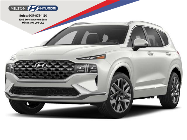 2021 Hyundai Santa Fe Ultimate Calligraphy (Stk: 312220) in Milton - Image 1 of 2