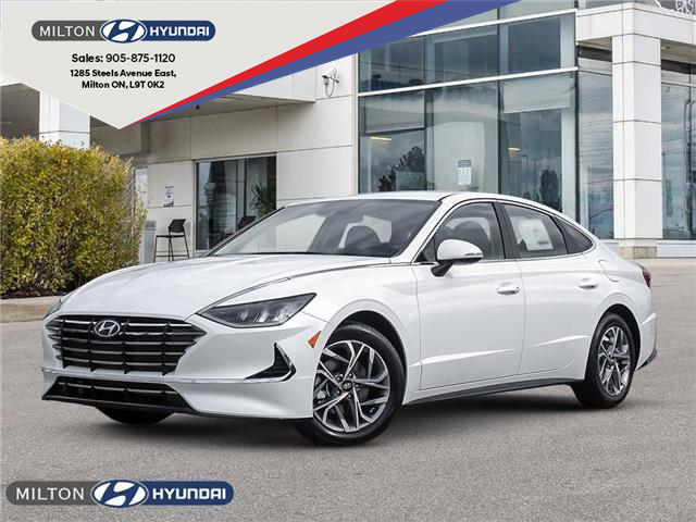 2021 Hyundai Sonata Preferred (Stk: 095065) in Milton - Image 1 of 13