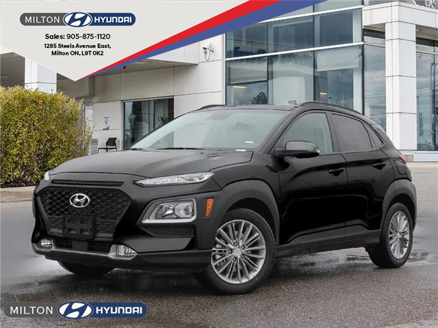2021 Hyundai Kona 2.0L Luxury (Stk: 697572) in Milton - Image 1 of 23