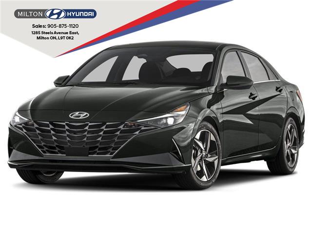 2021 Hyundai Elantra  (Stk: 111757) in Milton - Image 1 of 3