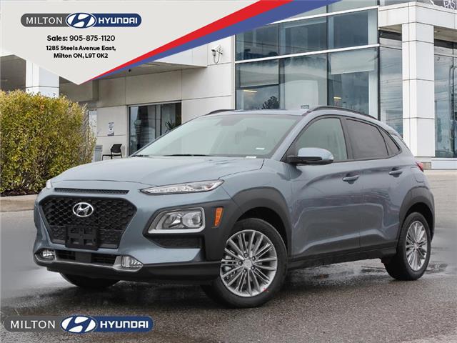 2021 Hyundai Kona 2.0L Luxury (Stk: 696555) in Milton - Image 1 of 23