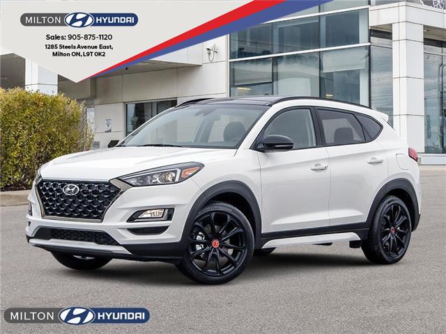 2021 Hyundai Tucson  (Stk: 368849) in Milton - Image 1 of 23