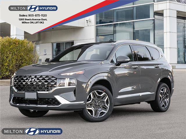 2021 Hyundai Santa Fe Ultimate Calligraphy (Stk: 320949) in Milton - Image 1 of 10