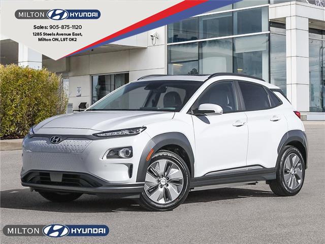 2021 Hyundai Kona EV  (Stk: 117822) in Milton - Image 1 of 23