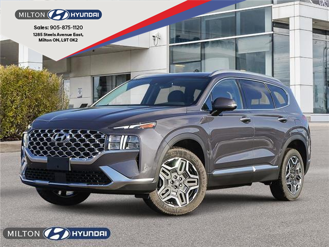 2021 Hyundai Santa Fe HEV Luxury (Stk: 003678) in Milton - Image 1 of 23