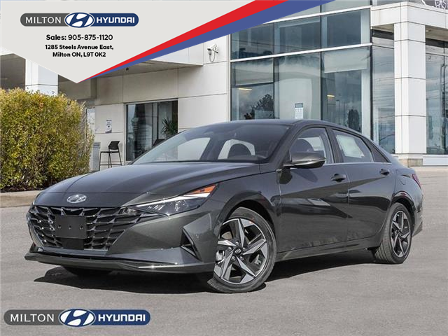 2021 Hyundai Elantra  (Stk: 124538) in Milton - Image 1 of 23