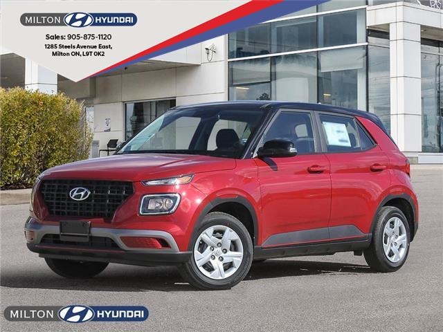 2021 Hyundai Venue Preferred w/Two-Tone (Stk: 080359) in Milton - Image 1 of 23