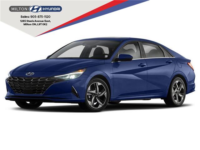 2021 Hyundai Elantra HEV  (Stk: 006248) in Milton - Image 1 of 2