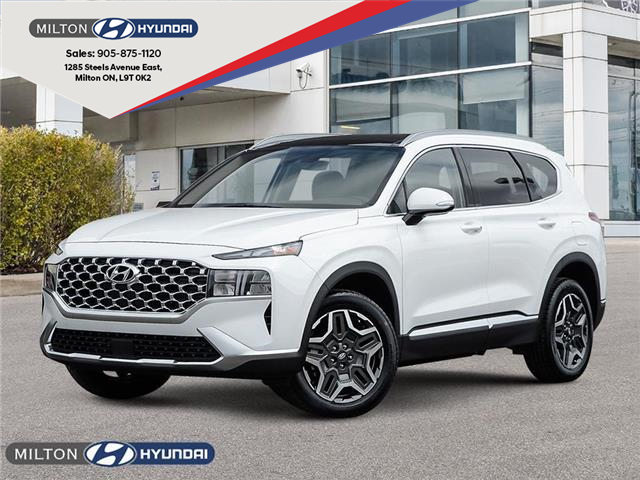 2021 Hyundai Santa Fe HEV Preferred w/Trend Package (Stk: 003532) in Milton - Image 1 of 23