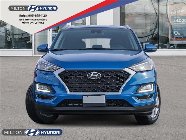 2021 Hyundai Tucson Preferred (Stk: 348435) in Milton - Image 1 of 22