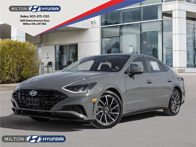 2021 Hyundai Sonata Luxury (Stk: 105822) in Milton - Image 1 of 23