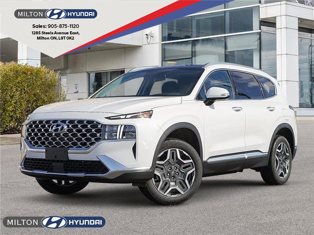 2021 Hyundai Santa Fe HEV Luxury (Stk: 003283) in Milton - Image 1 of 23
