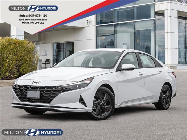 2021 Hyundai Elantra  (Stk: 165818) in Milton - Image 1 of 23