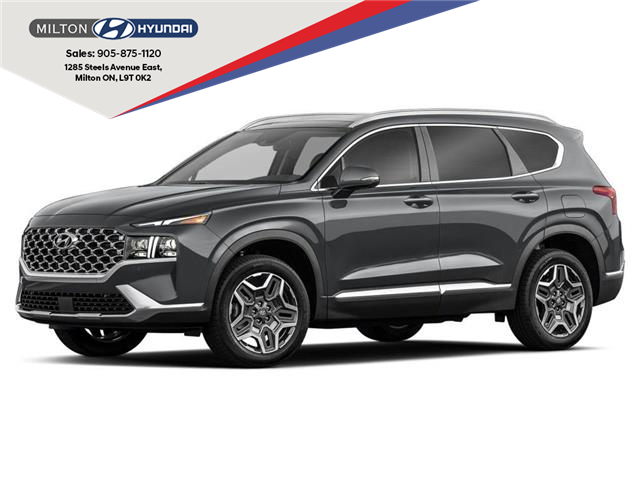 2021 Hyundai Santa Fe HEV Luxury (Stk: 007095) in Milton - Image 1 of 2