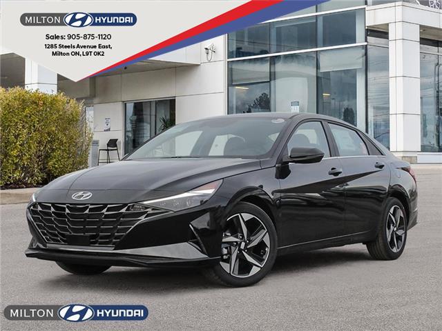 2021 Hyundai Elantra  (Stk: 169379) in Milton - Image 1 of 11