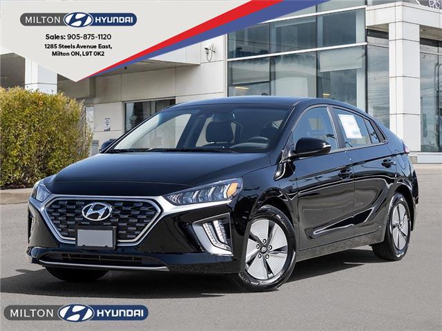 2021 Hyundai Ioniq Hybrid Preferred (Stk: 256978) in Milton - Image 1 of 23
