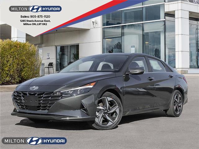 2021 Hyundai Elantra  (Stk: 180840) in Milton - Image 1 of 23