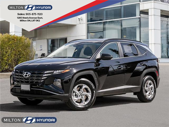 2022 Hyundai Tucson Preferred (Stk: 021464) in Milton - Image 1 of 23