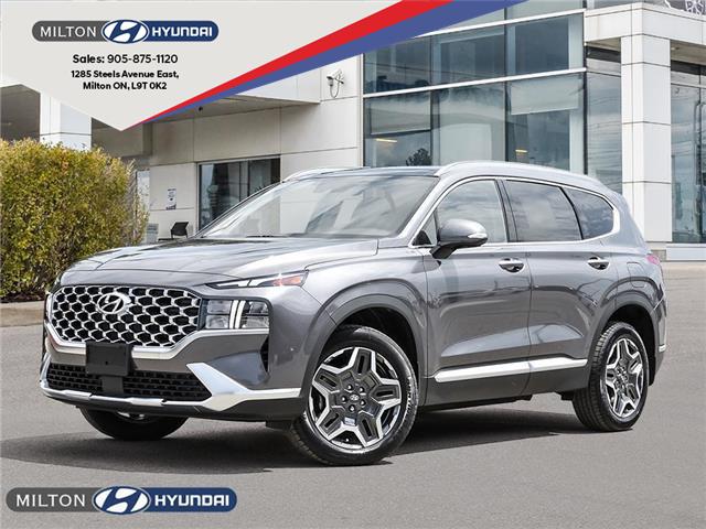2021 Hyundai Santa Fe HEV Luxury (Stk: 003209) in Milton - Image 1 of 23