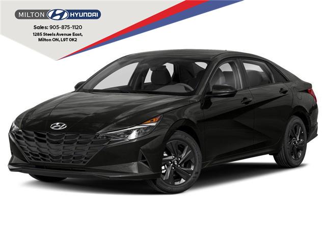 2022 Hyundai Elantra  (Stk: 227443) in Milton - Image 1 of 9