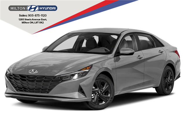 2022 Hyundai Elantra  (Stk: 227694) in Milton - Image 1 of 9