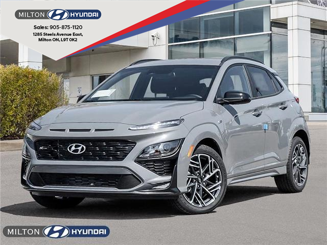 2022 Hyundai Kona  (Stk: 818793) in Milton - Image 1 of 23