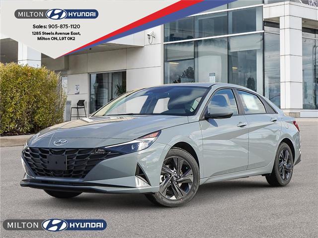 2022 Hyundai Elantra HEV Preferred (Stk: 014952) in Milton - Image 1 of 23