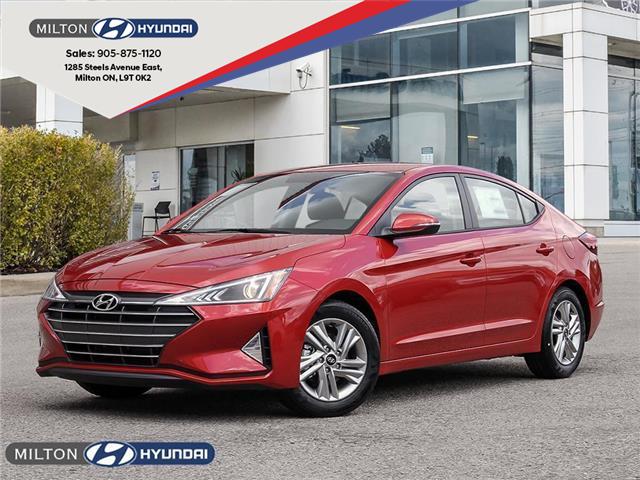 2020 Hyundai Elantra Preferred (Stk: 109508) in Milton - Image 1 of 23