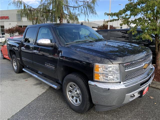2012 Chevrolet Silverado 1500 LS (Stk: M1714) in Abbotsford - Image 1 of 6