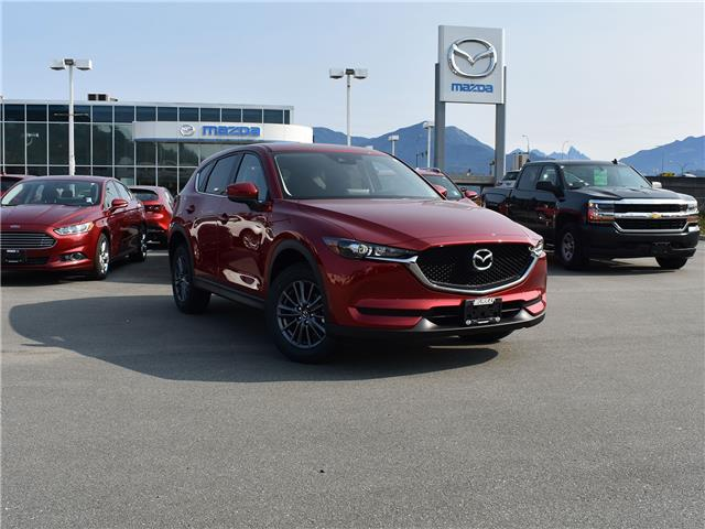 2021 Mazda CX-5 GX (Stk: 21M014) in Chilliwack - Image 1 of 24