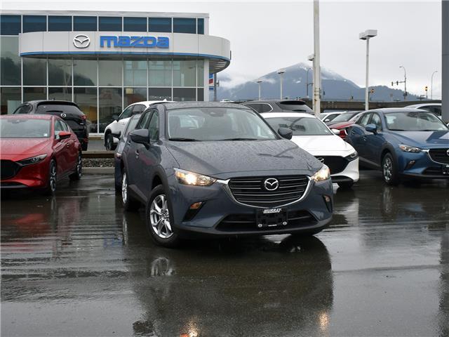 2021 Mazda CX-3 GS (Stk: 21M064) in Chilliwack - Image 1 of 27