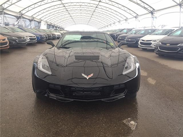 2018 Chevrolet Corvette Grand Sport (Stk: 155076) in AIRDRIE - Image 2 of 21