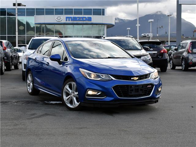 2016 Chevrolet Cruze Premier Auto (Stk: B0469) in Chilliwack - Image 1 of 30