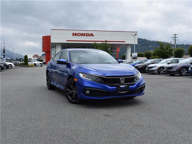 2020 Honda Civic Sport (Stk: B0479) in Chilliwack - Image 1 of 25