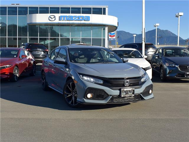 2017 Honda Civic Sport Touring (Stk: 20M011A) in Chilliwack - Image 1 of 30