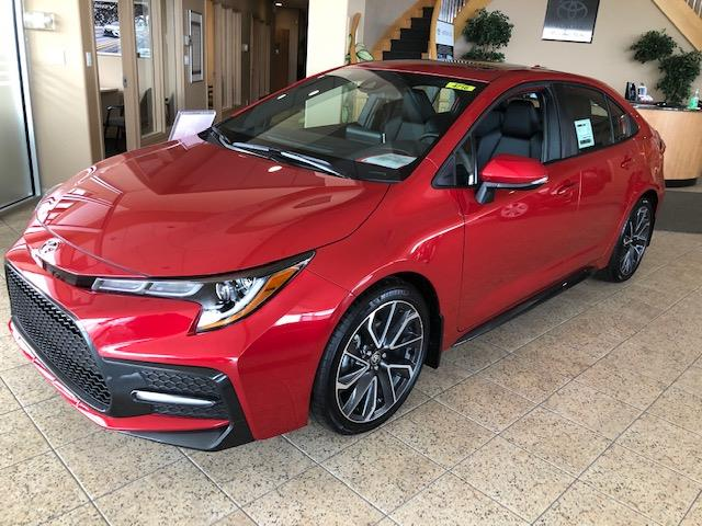 2020 Toyota Corolla SE (Stk: 42056) in Chatham - Image 1 of 13