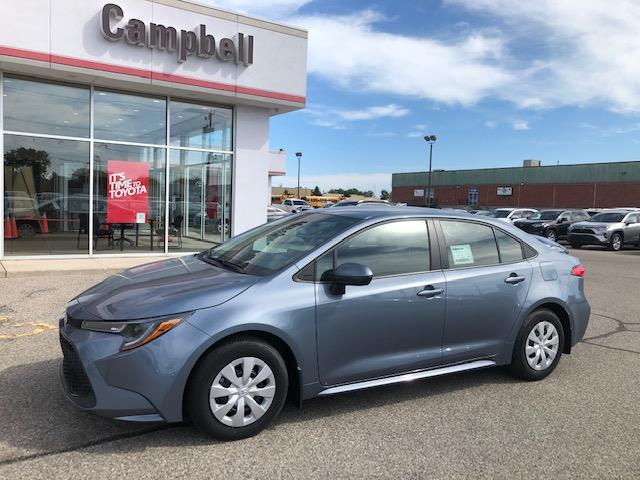 2020 Toyota Corolla L (Stk: 42014) in Chatham - Image 1 of 7